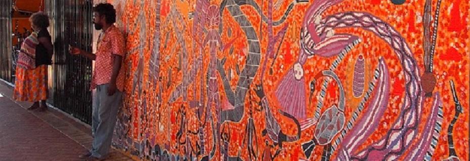 La culture aborigènes